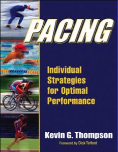 pacing individual strategies for optimal performances